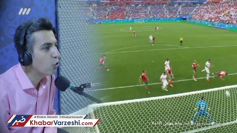 چرا فردوسی پور، بازی های فوتبال را گزارش نمی کند؟