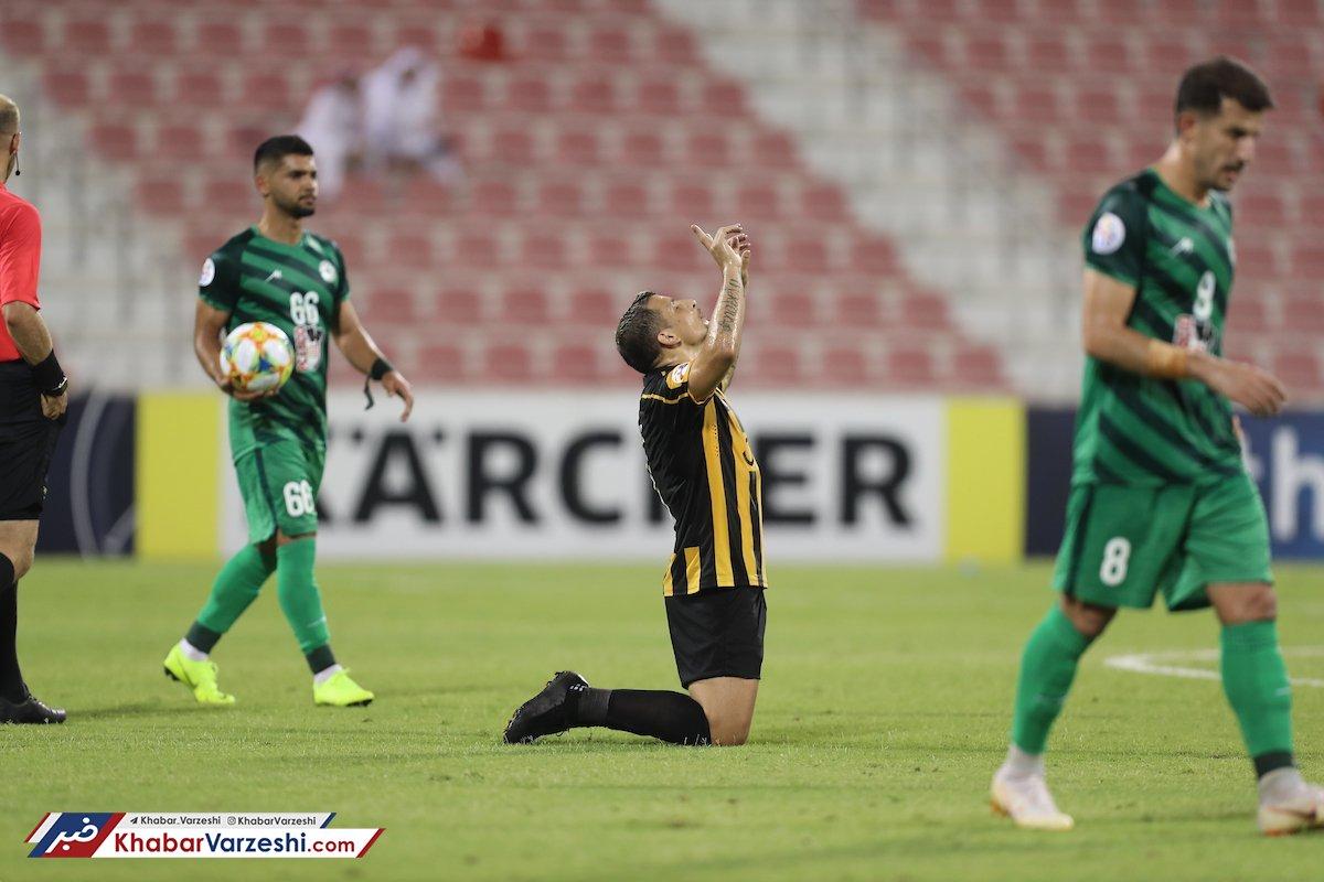 پرونده فوتبال باشگاهی ایران با باخت ذوبآهن بسته شد