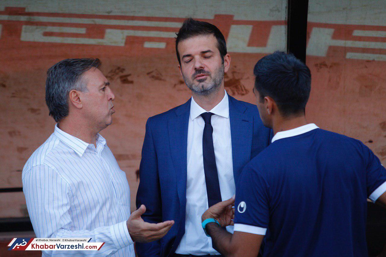 درخواست باشگاه استقلال از وزارت امور خارجه در مورد رسانه ایتالیایی