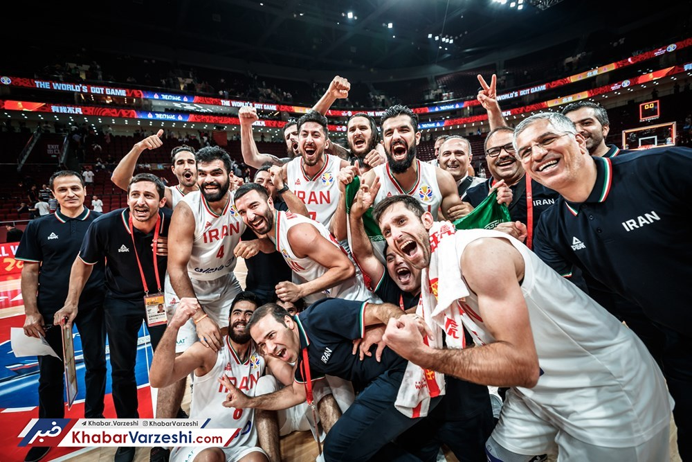 واکنش فدراسیون جهانی به المپیکی شدن بسکتبال ایران