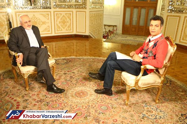 مصاحبه عادل فردوسیپور و ظریف باعث حذف 90 شد!