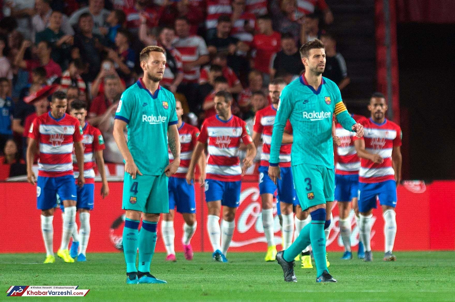 پرونده ای برای یک فاجعه در بارسلونا!