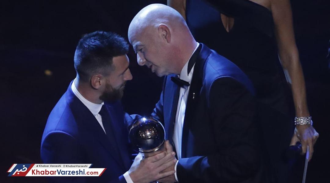 مسی: جوایز فردی یک موضوع ثانویه است