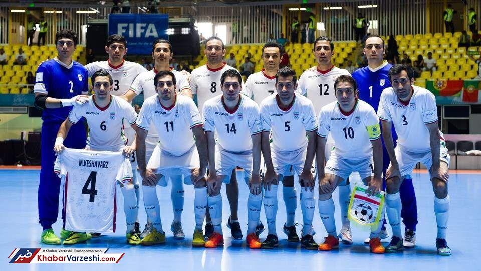 338059_178 اسامی تیم ملی فوتسال برای مسابقات مقدماتی قهرمانی آسیا