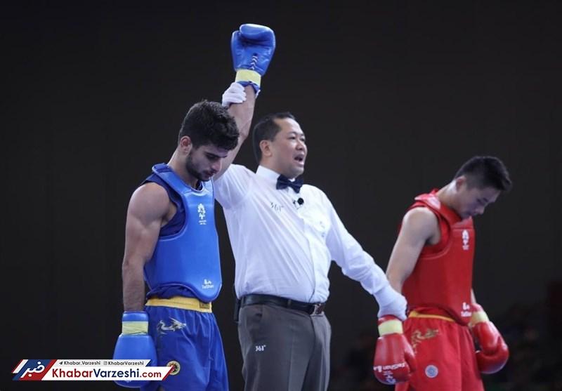 کسب سه مدال طلا در ساندای مردان