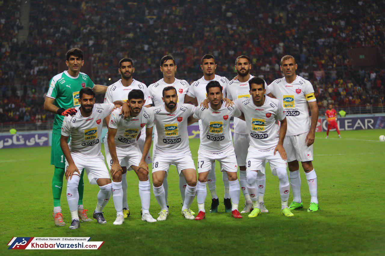 پرسپولیس و ذوب آهن بهترین تیمهای ایرانی در رنکینگ جهانی