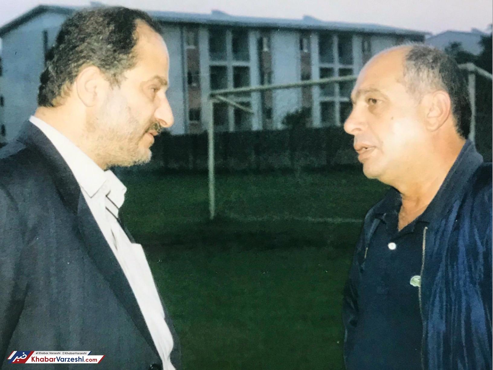 18 آبان، روز ملاقات اهالی فوتبال گیلان با ایرج زهرابی
