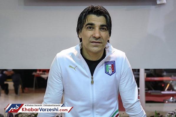 شمسایی: بازیکنان باید با تمام توان خود به میدان بروند