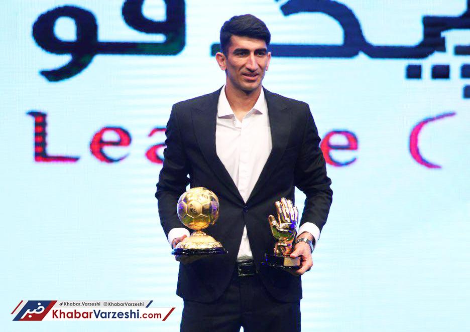 بیرانوند در میان سه نامزد نهایی جایزه بهترین بازیکن سال آسیا؟