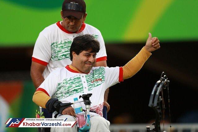 کاکوش سهمیه پارالمپیک توکیو را گرفت