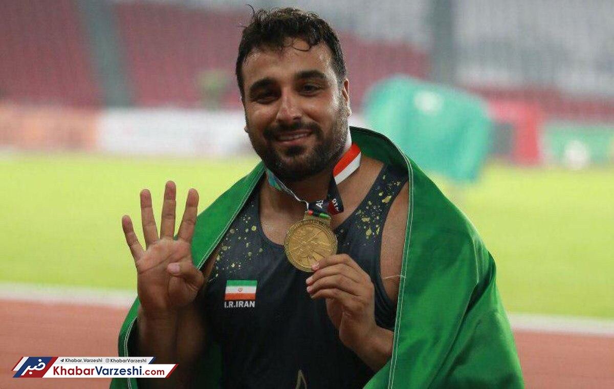 پدر ورزشکار المپیکی ایران هم کرونا گرفت!
