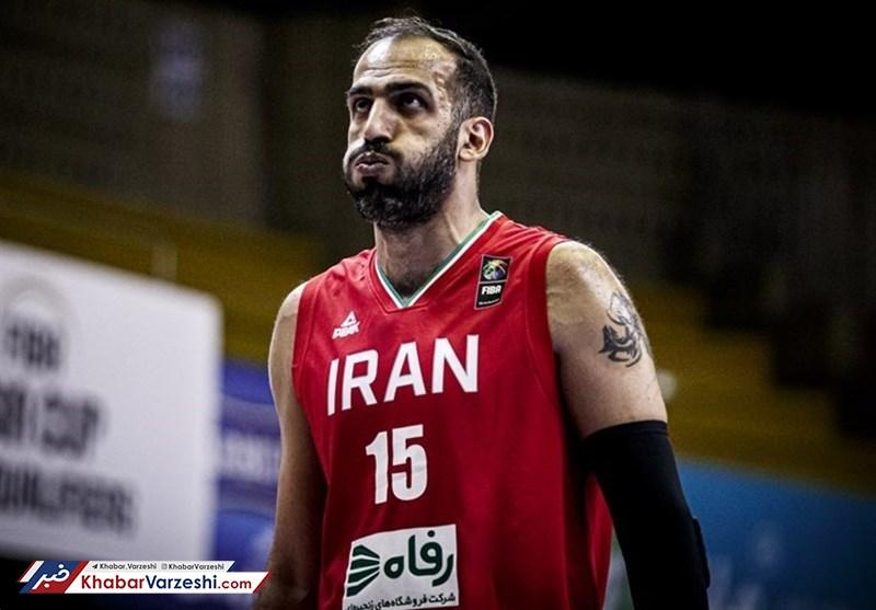 پنج بسکتبالیست ایرانی نامزد بهترین بازیکن آسیا