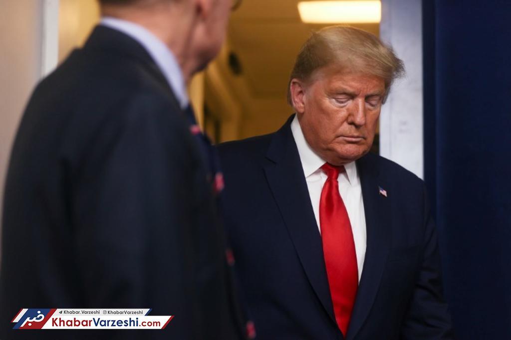 واکنش ترامپ به تعویق برگزاری المپیک