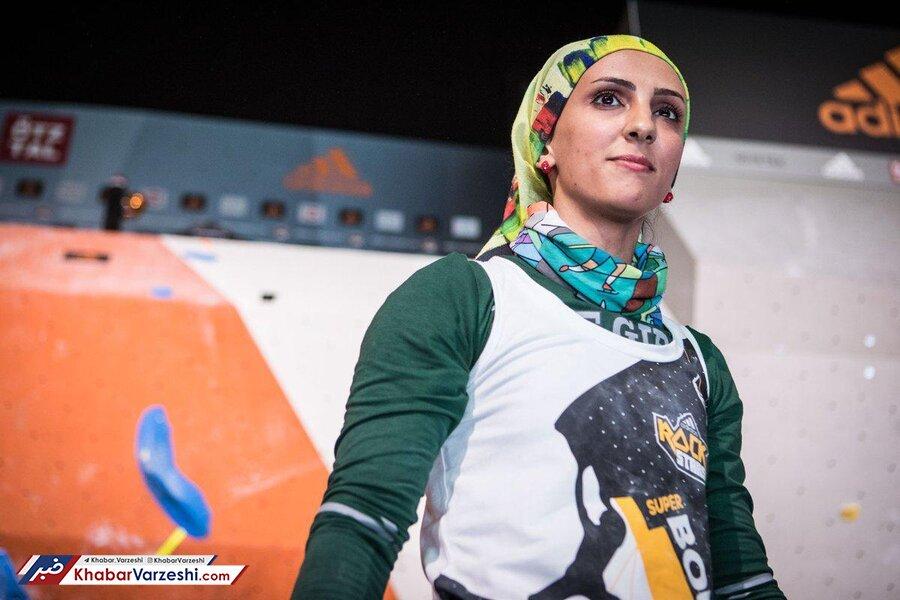 رکابی: صد درصد المپیکی میشوم