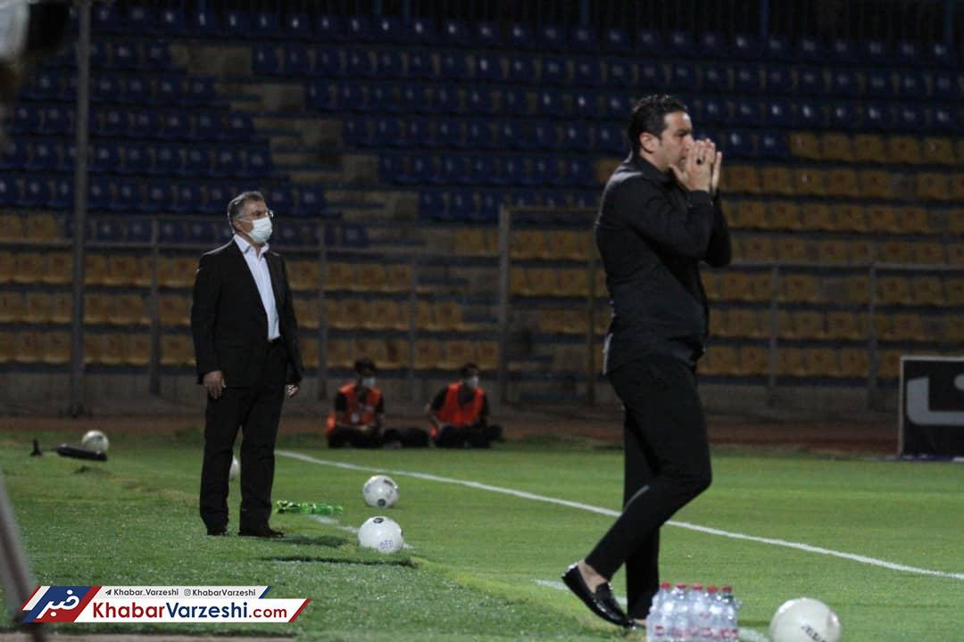 مجید جلالی: مسابقه فوقالعاده تلخ بود