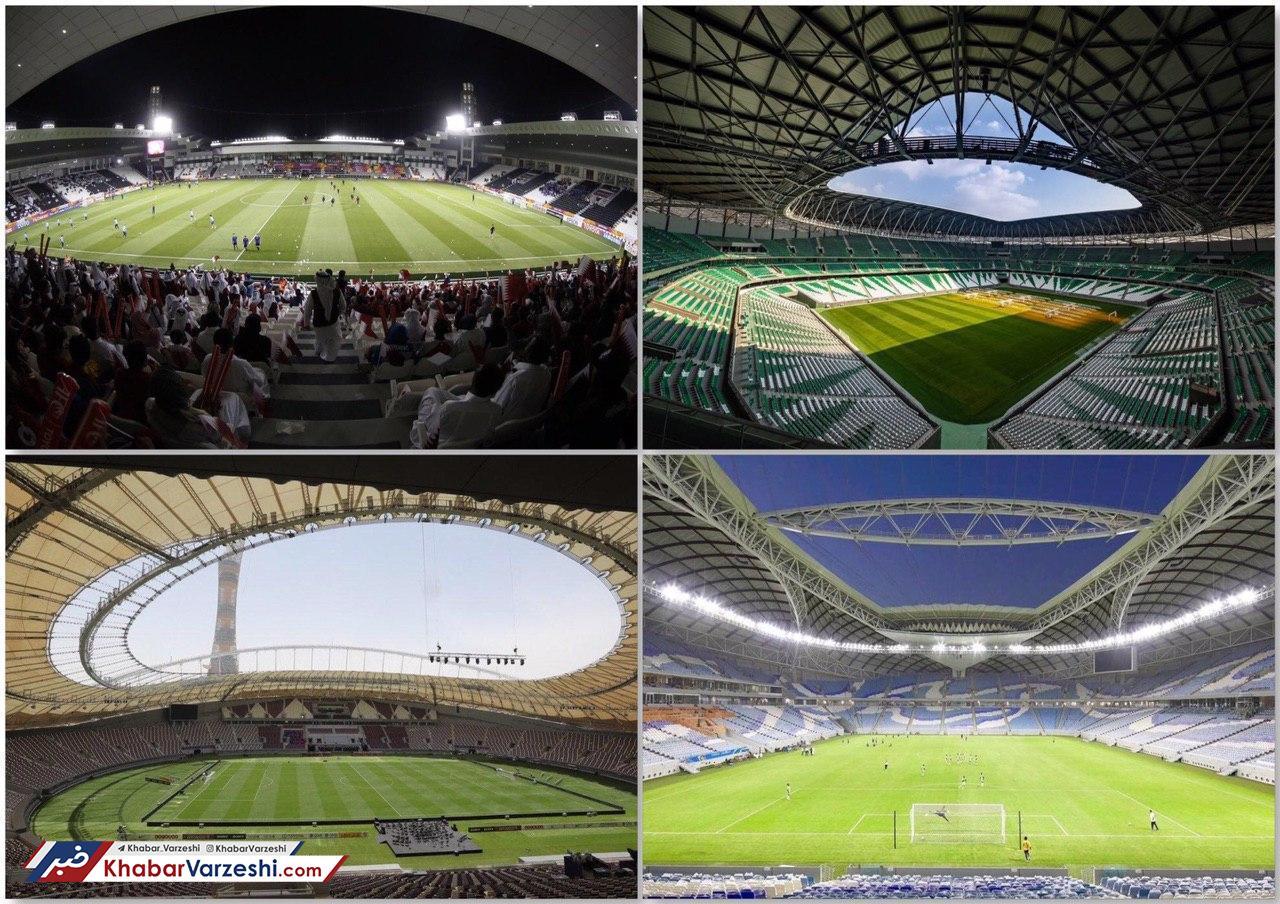 شما جای شیخ سلمان باشید با میزبانی فوتبال ایران موافقت می کنید؟