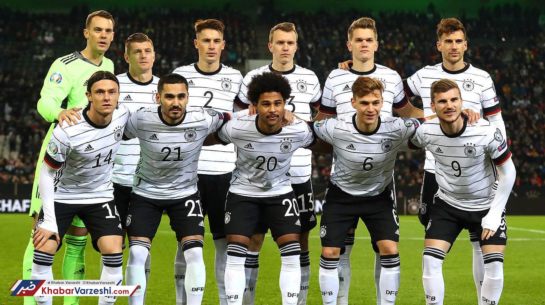 تركیب مانشافت در یورو 2020؛ جنگ ستارگان در آلمان