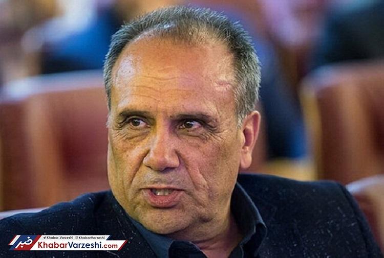 عربشاهی: پرسپولیس دنبال راه حل بود، دیگران دنبال مقصر