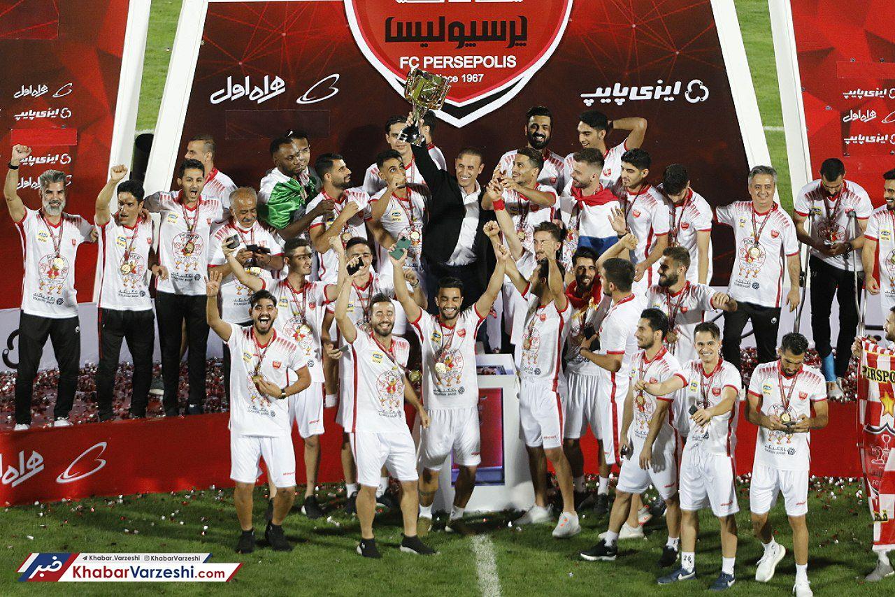گلمحمدی: قهرمانی زودهنگام روی لیورپول بزرگ هم تأثیر گذاشت
