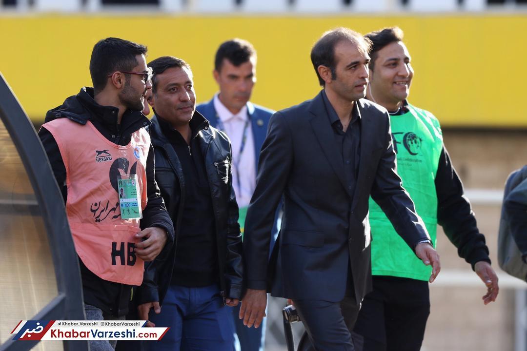 535171 517 - نویدکیا سرمربی سپاهان در لیگ بیستم