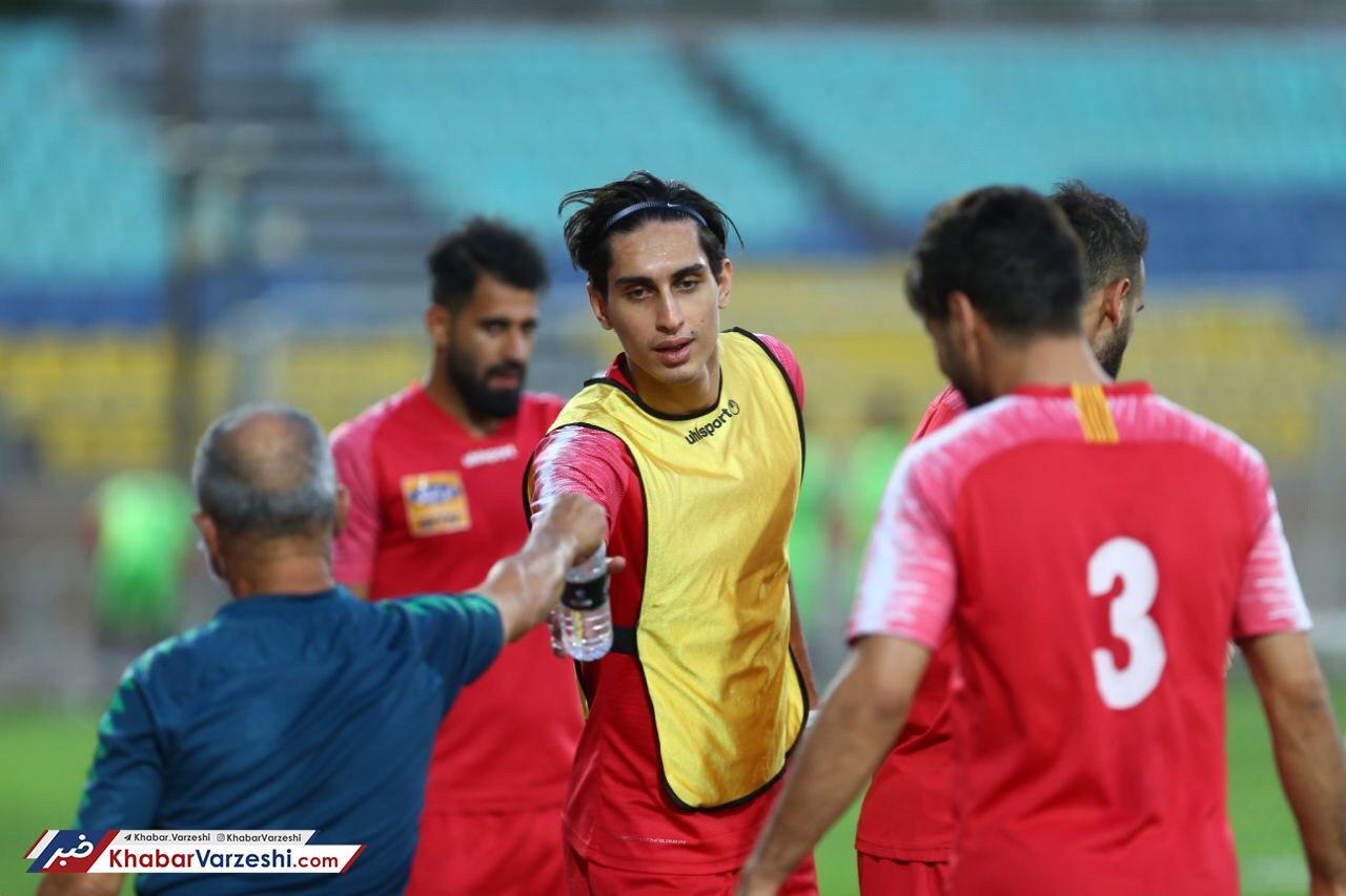مدافع پرسپولیس در رادار استقلال و ۲ تیم لیگ برتری