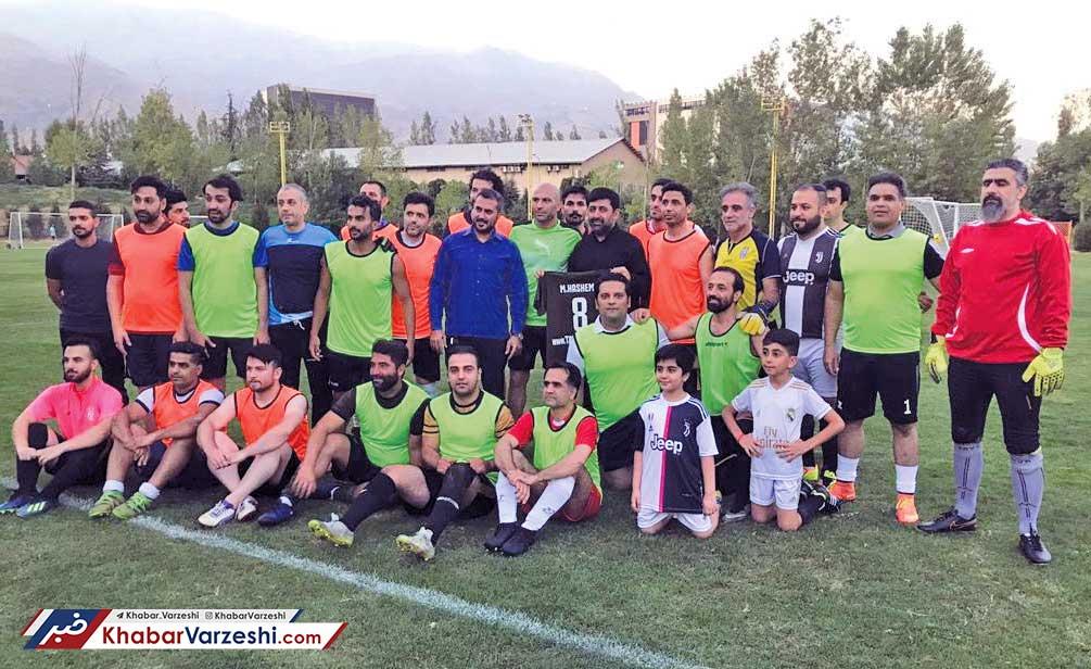 محمدحسین میثاقی در تیم یاران رسانه