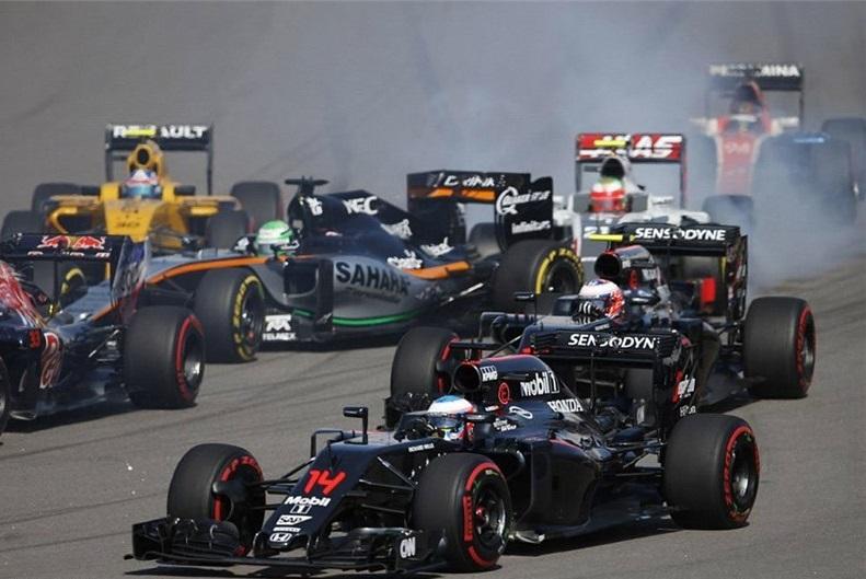 فرانسه وارد F۱ میشود