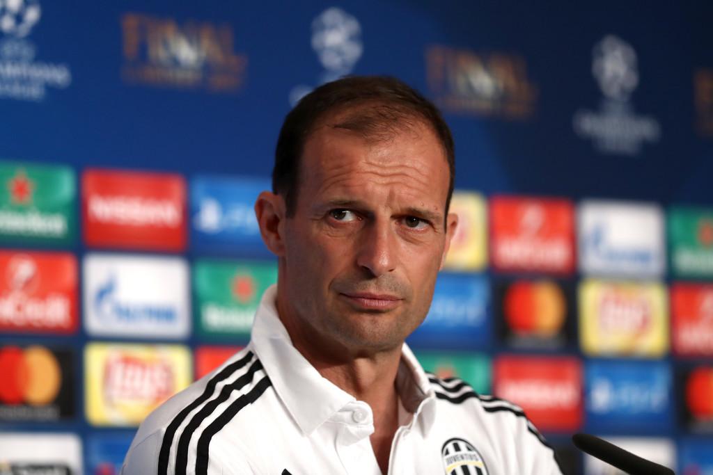 آلگری: با جام به ایتالیا بازخواهیم گشت