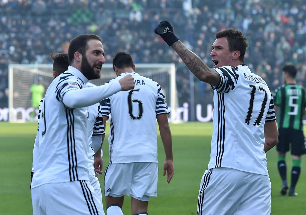 یکهتازی یووه در لیگ ایتالیا ادامه دارد