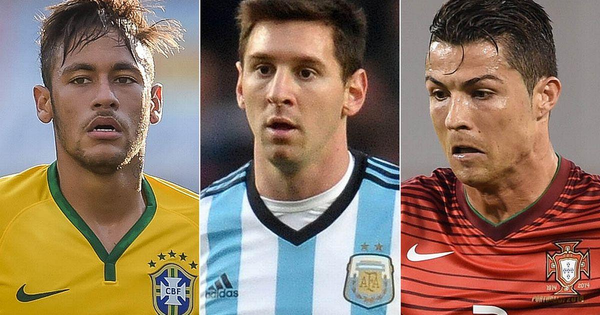رونالدو، مسی یا نیمار؛ مرد سال دنیا کیست؟