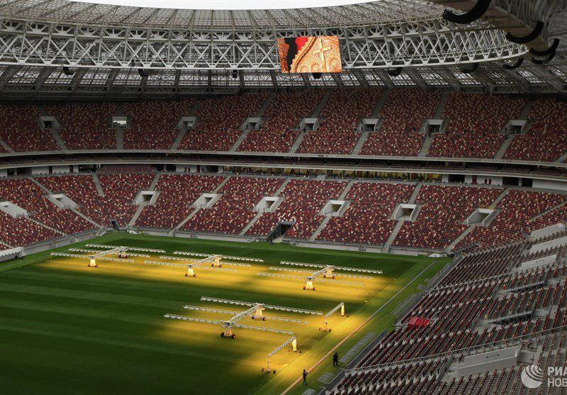 امنترین ورزشگاه جام جهانی ۲۰۱۸