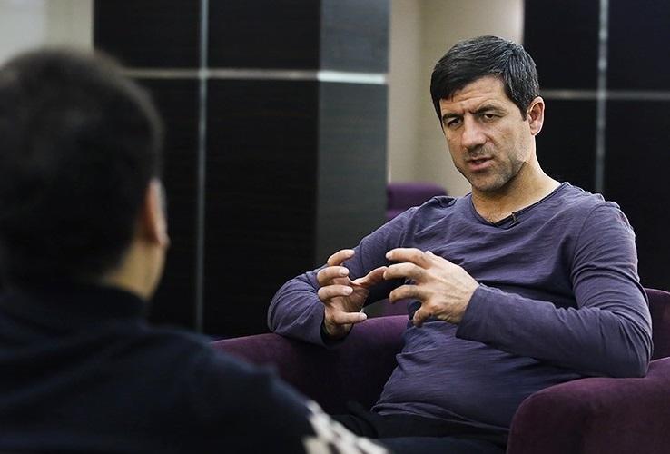 باقری: هیچ بازیکن پرسپولیس را در حد اروپا نمیبینم
