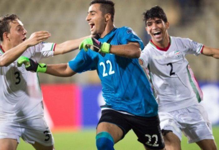آرزوی موفقیت AFC برای نوجوانان ایران