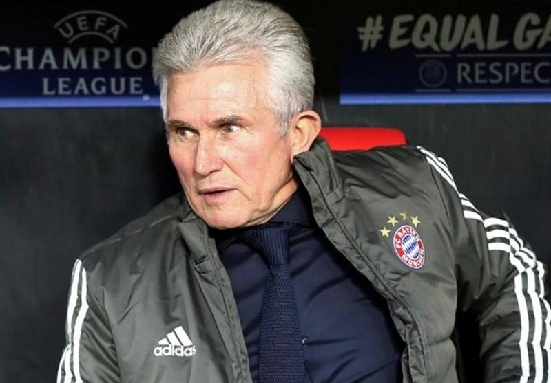 هاینکس: تمرکز من روی ترکیب تیم در دیدار برابر رئال مادرید است