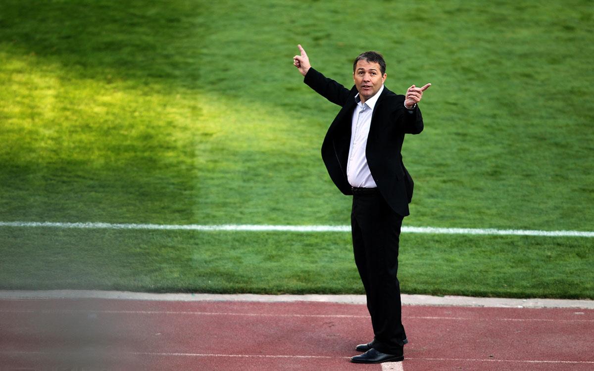 اسکوچیچ: قول میدهم خونهبهخونه به لیگ برتر صعود کند
