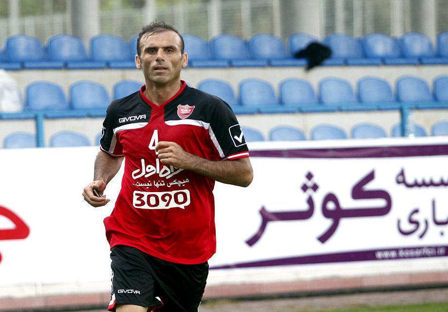 سيدجلال حسينی: تا آخرين ثانيه بازی با الهلال میجنگيم