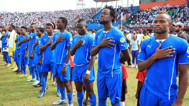 سیرالئون در آزادی تمرین میکند