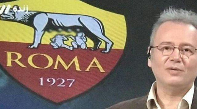 ادامه بازتاب سانسور لوگوی رم در تلویزیون ایران