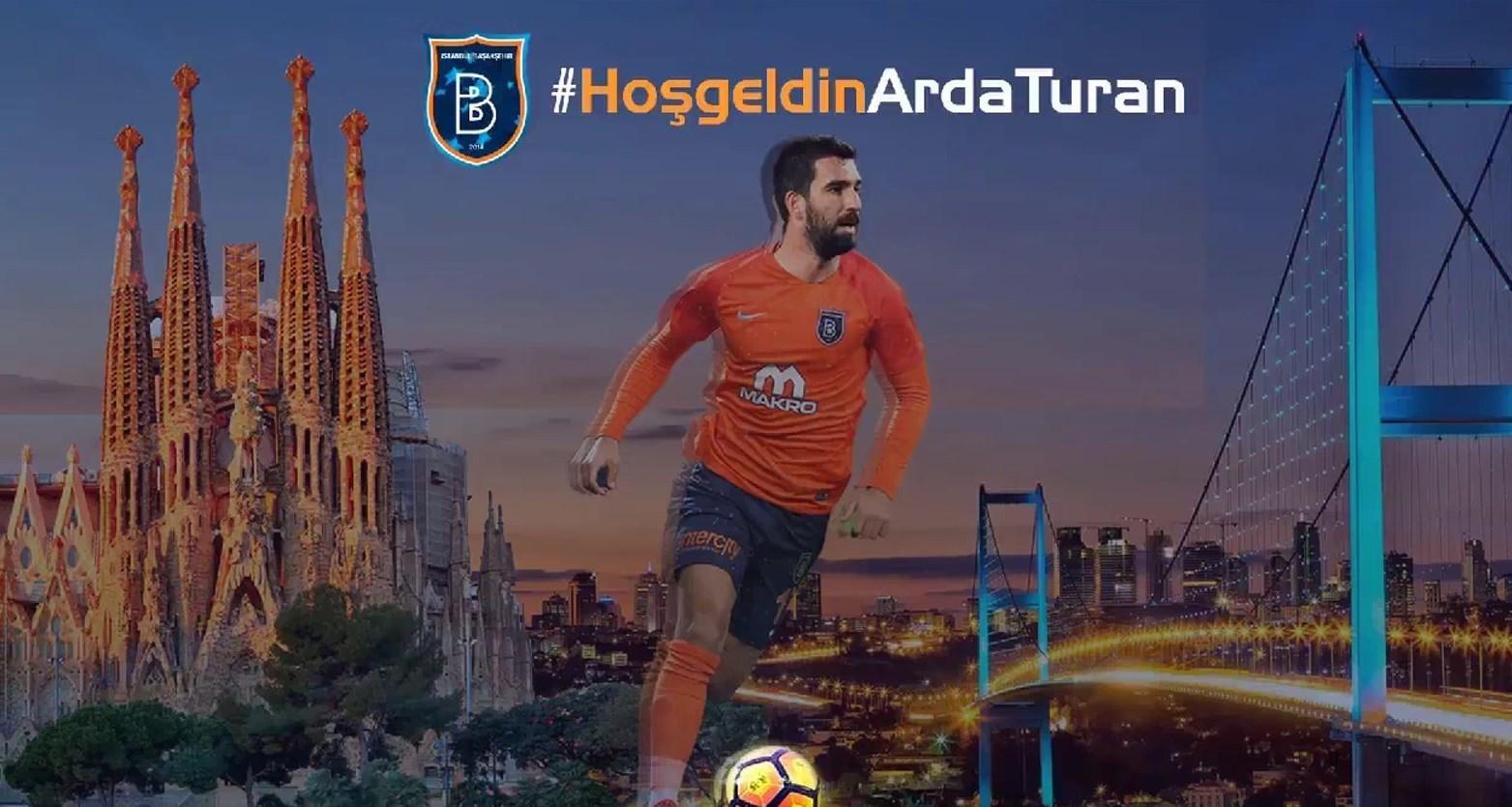 شماره 7 بارسا رسماً به ترکیه برگشت