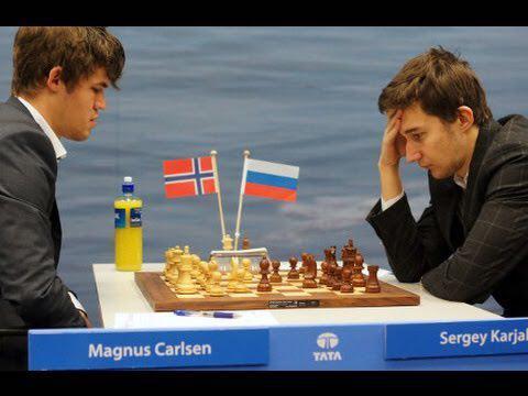 آغاز رويارويی قهرمانی شطرنج مردان جهان