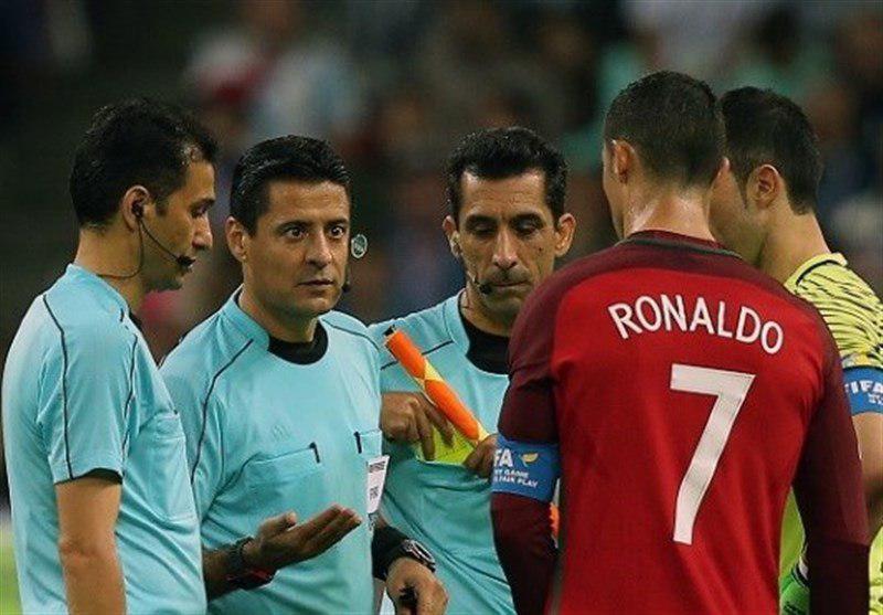 اعلام فهرست نهایی داوران جام جهانی 2018| فغانی هم انتخاب شد