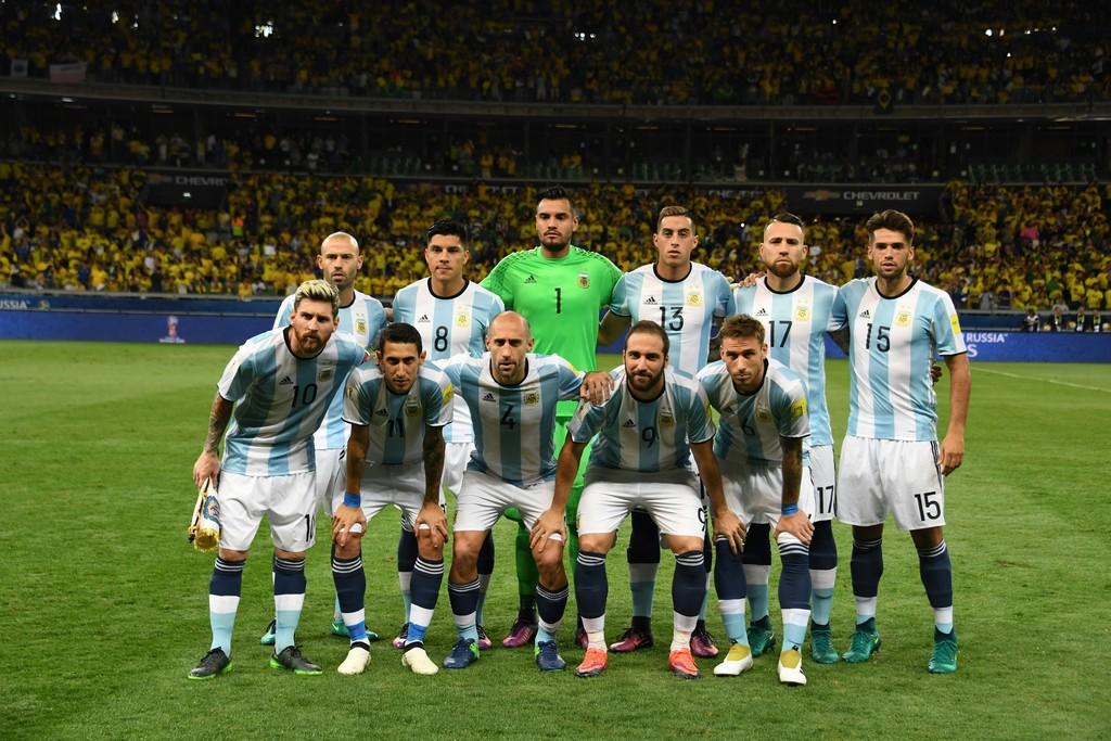 مسير سخت آرژانتين برای رسيدن به جام جهانی