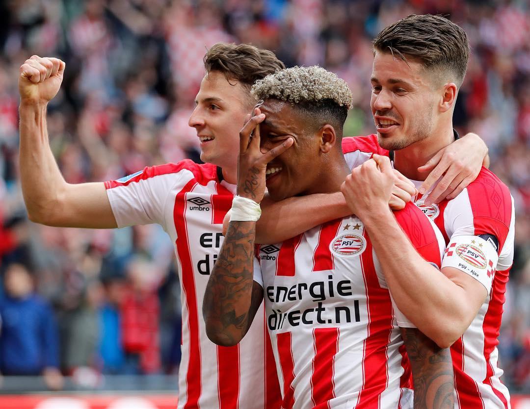 قهرمانی آیندهوون در لیگ هلند - خبر ورزشی