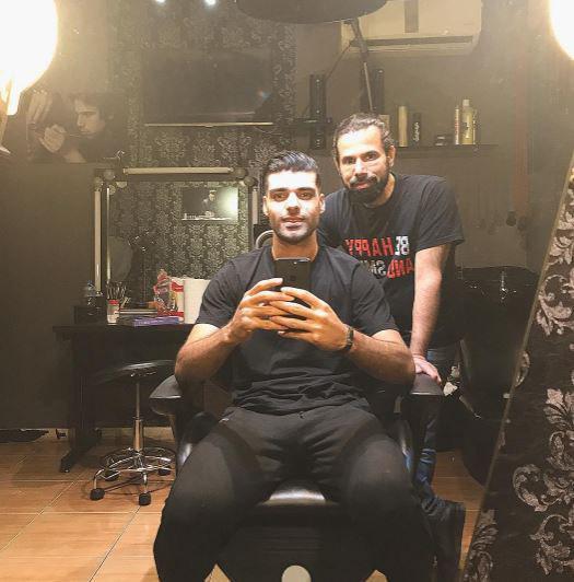 طارمی حاجی شد عکس