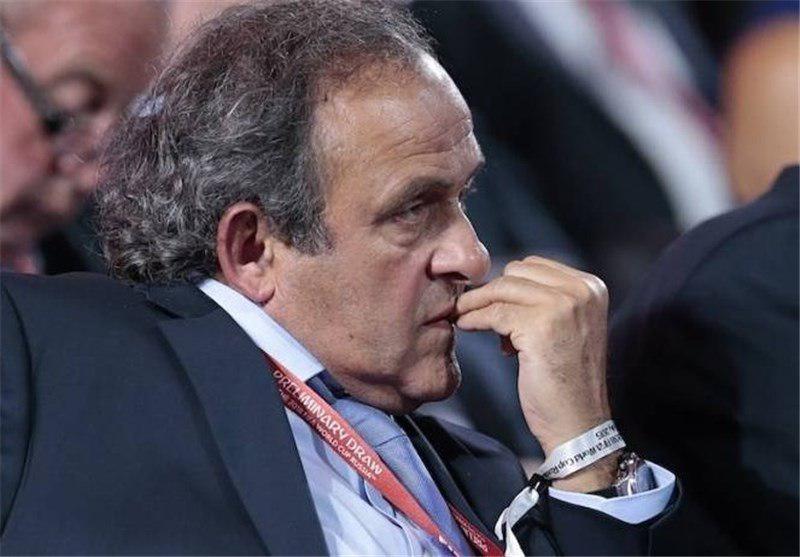 پلاتینی: فیفا و دادگاه بینالمللی ورزش دلقکهای توطئهگر هستند