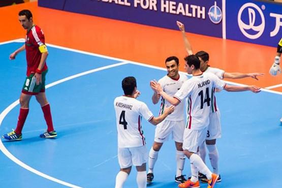 ایران میزبان جام جهانی!