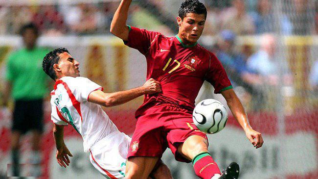نظر جالب کریستیانو رونالدو درباره بازی با ایران