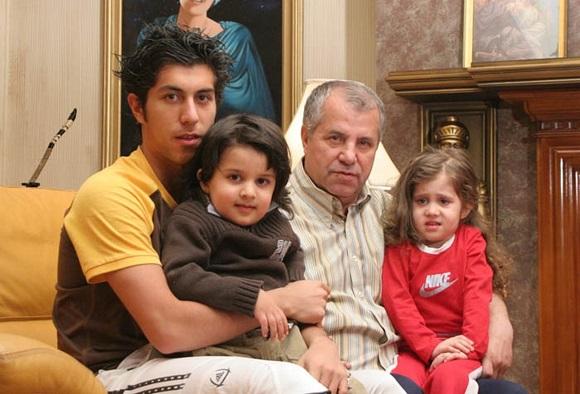 پروین: به نوههایم نفری 500 هزار تومان عیدی میدم!