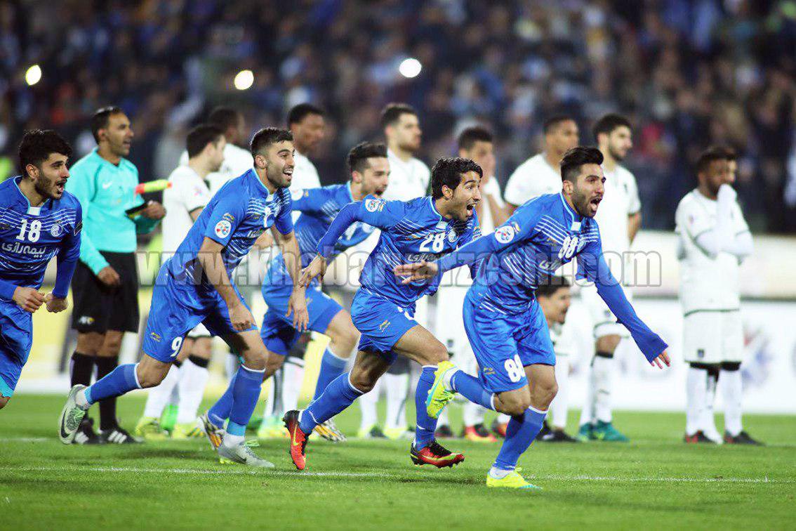 صعود رویایی استقلال به لیگ قهرمانان آسیا