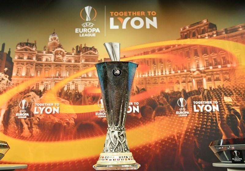 لیگ اروپا  پیروزی اسپورتینگ در آستانه